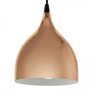 Hanglamp Coretto 2 koper