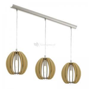 Hanglamp Cossano met 3 lampen