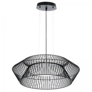 Hanglamp Piastre zwart groot