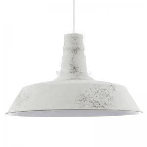 Hanglamp Somerton 1 wit