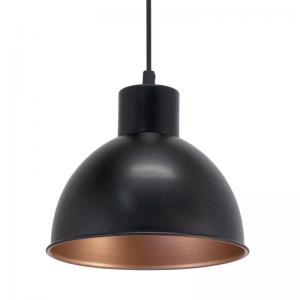 Hanglamp Truro 1 zwart