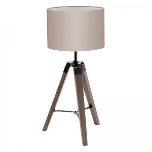 Tafellamp Lantada taupe