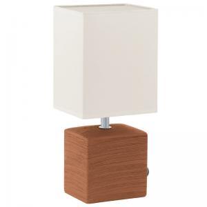 Tafellamp Mataro bruin