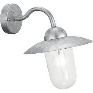 Milton gegalvaniseerde wandlamp