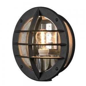 Wandlamp Oden met stopcontact