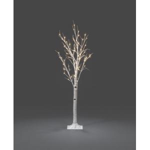 LED berk lichtboom wit 150cm
