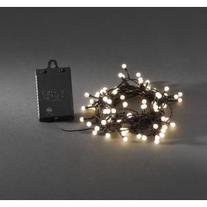 LED lichtsnoer cherry op batterijen 3.12 meter x 40 lampen